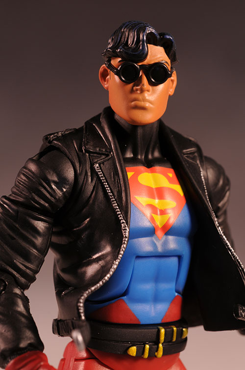 DCUC Superboy action figure by Mattel