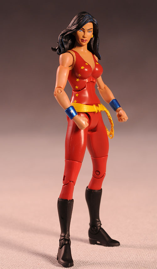 DCUC Donna Troy action figure by Mattel