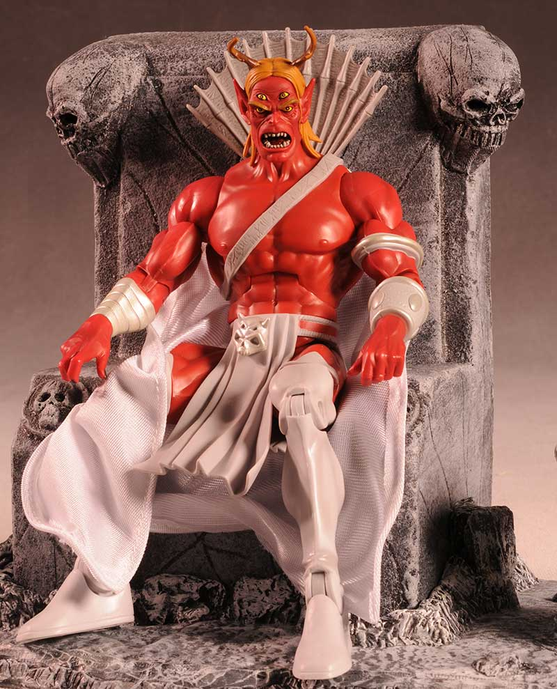 DCUC Trigon action figure