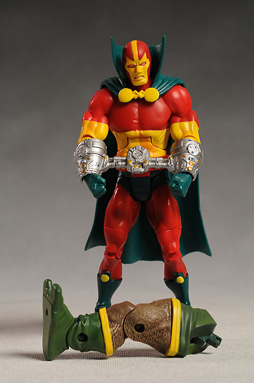 DCUC Mr. Miracle action figure by Mattel