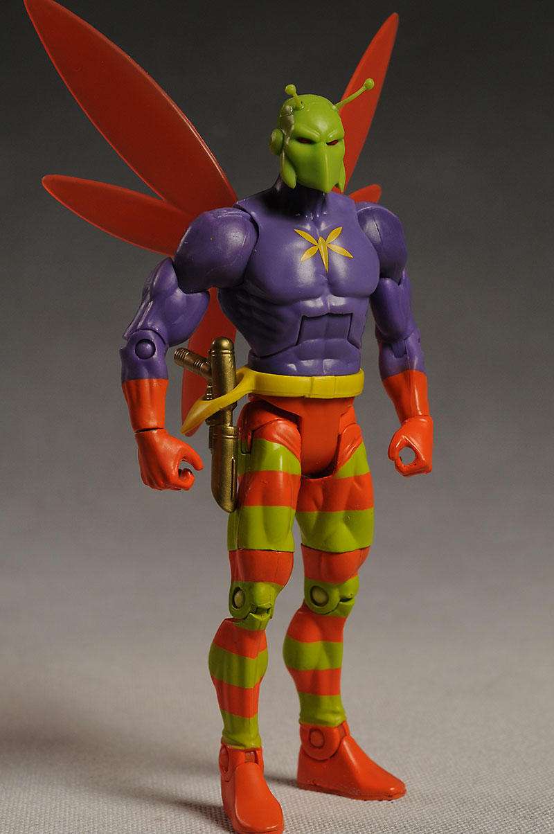 DCUC Killer Moth action figure
