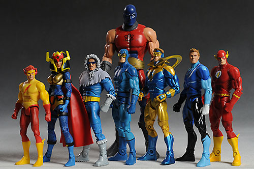 DC Universe Classics Wave 7 action figure by Mattel