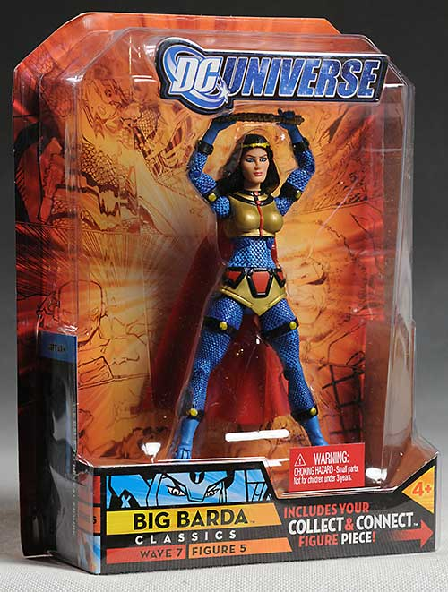 DC Universe Classics Wave 7 Big Barda action figure by Mattel