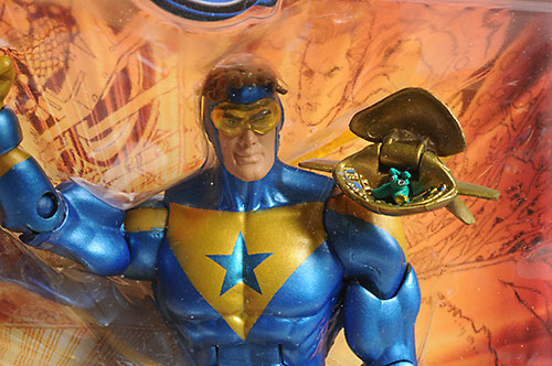 DC Universe Classics Wave 7 Booster Gold action figure by Mattel