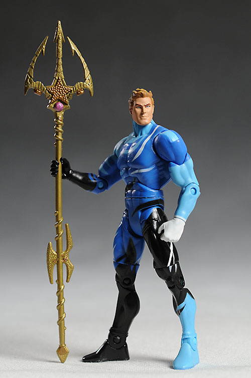 DC Universe Classics Wave 7 Aquaman action figure by Mattel