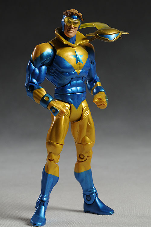 DC Universe Classics Wave 7 Boosther Gold action figure by Mattel