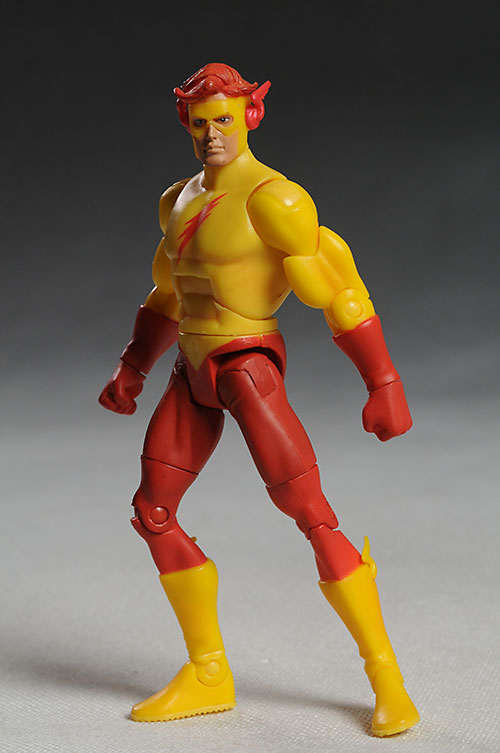 DC Universe Classics Wave 7 Kid Flash action figure by Mattel