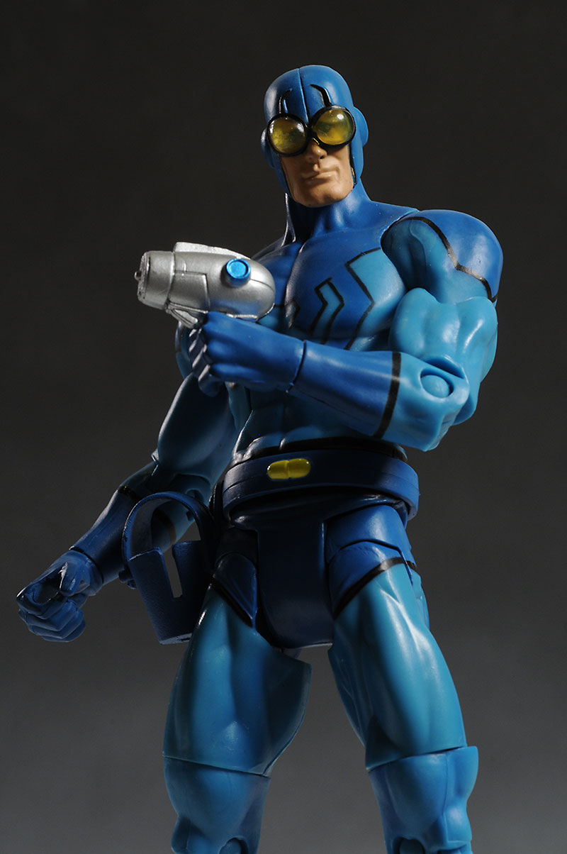 DCUC Blue Beetle action figure