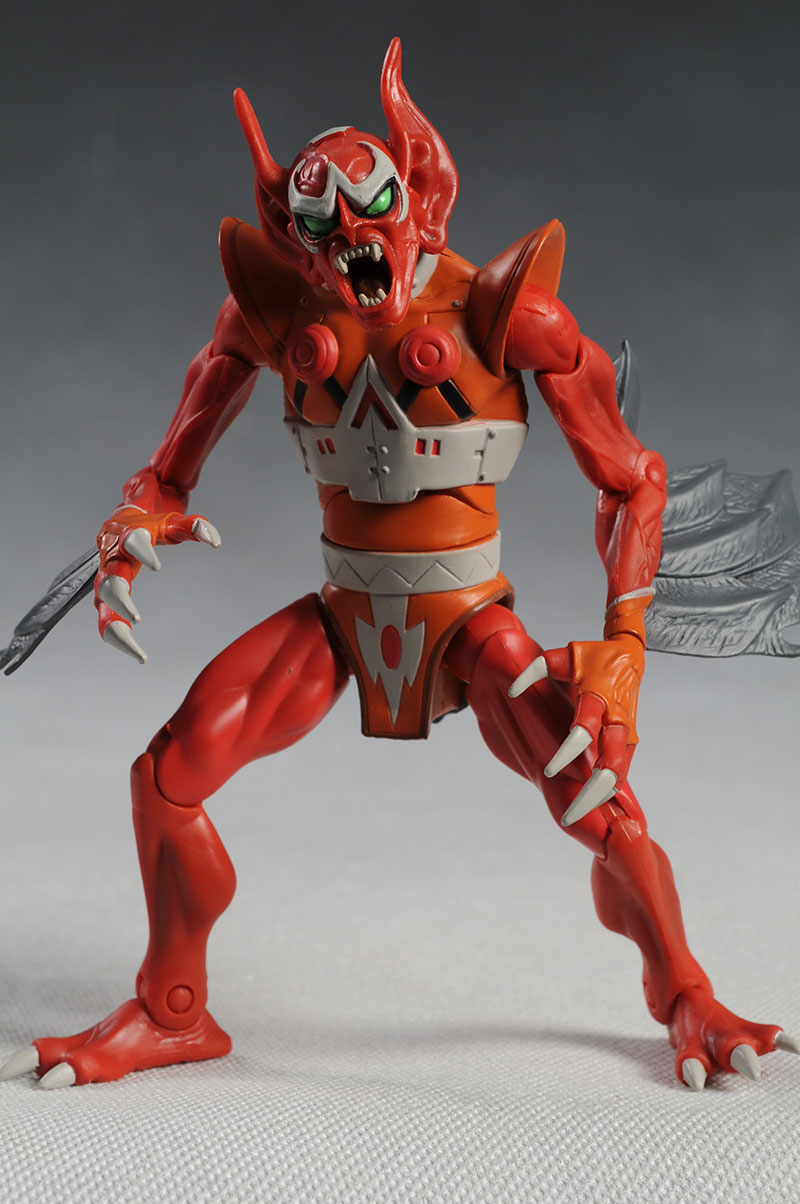 DCUC Parademon DC action figure by Mattel