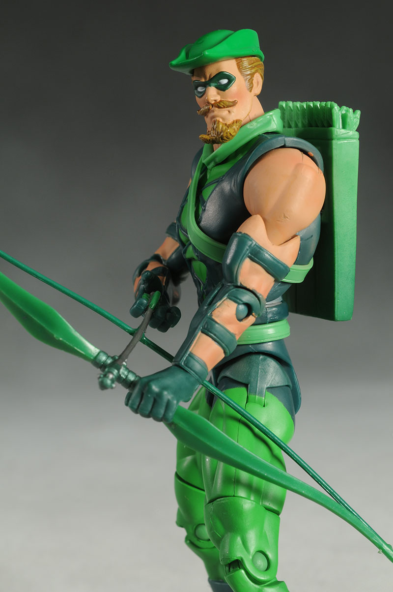 DCUC Green Arrow action figure