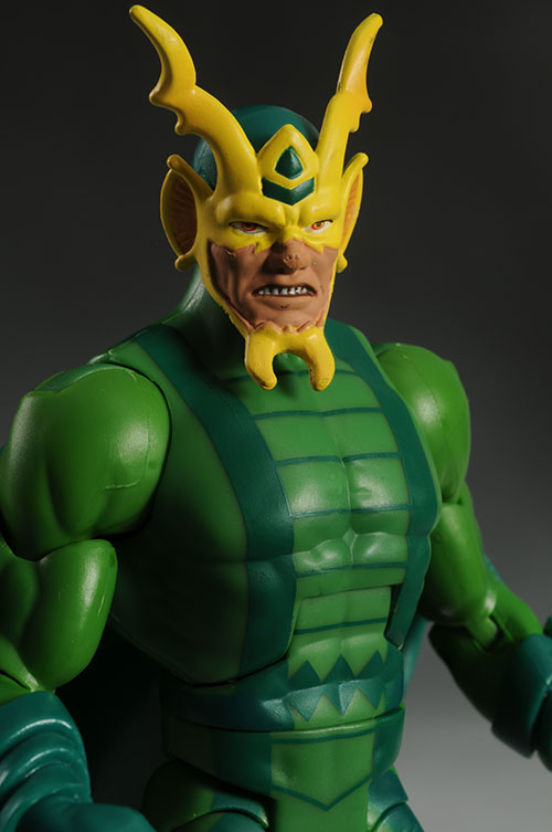 DCUC Mantis action figure by Mattel