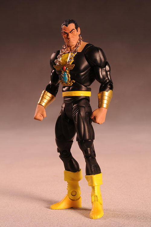 DCUC Black Adam action figure by Mattel