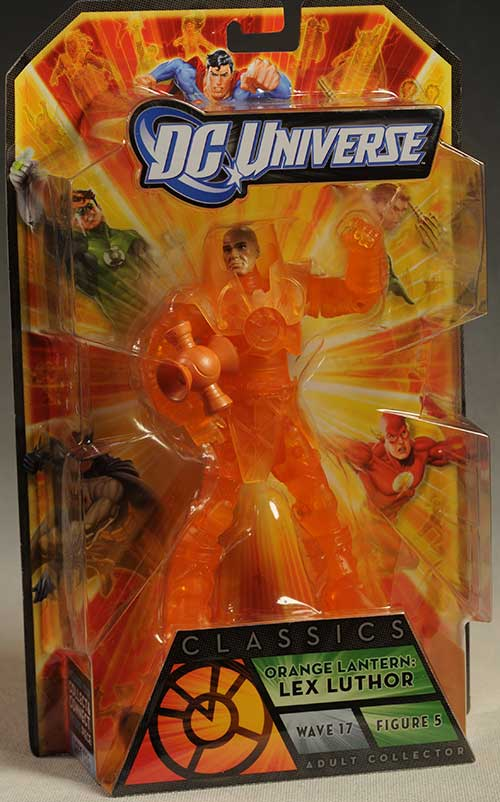 DCUC Wave 17 action figures by Mattel