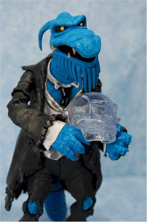 Palisades Muppets Uncle Deadly action figure