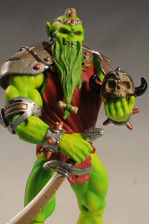 MOTUC Demo-Man action figure by Mattel