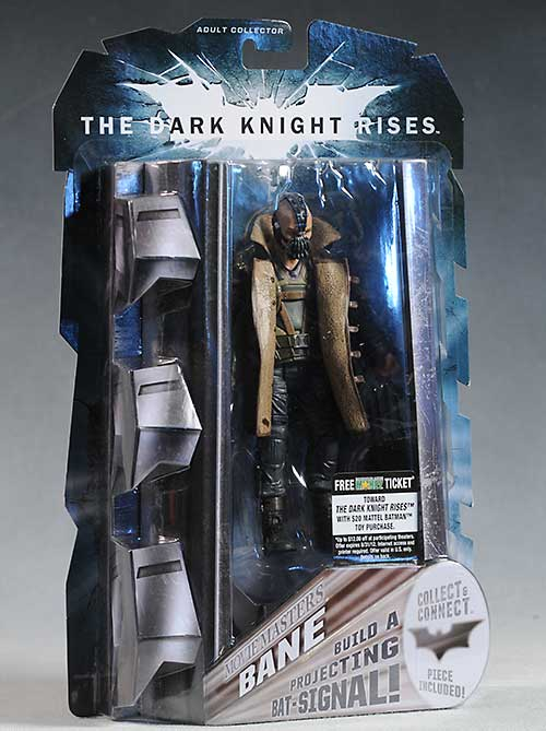 Movie Masters Dark Knight Rises action figures by Mattel
