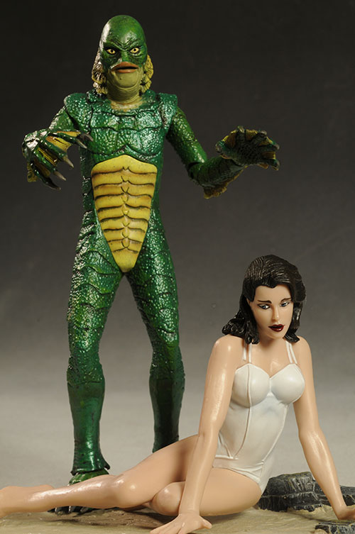 Universal Monsters Creature action figure by DST