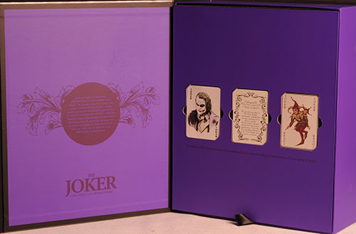 Dark Knight DX01 Joker action figure by Hot Toys