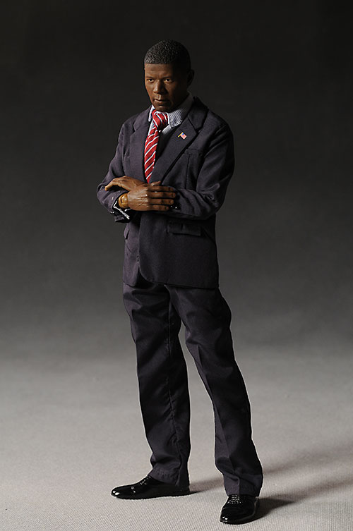 24 President Palmer action figure by Enterbay