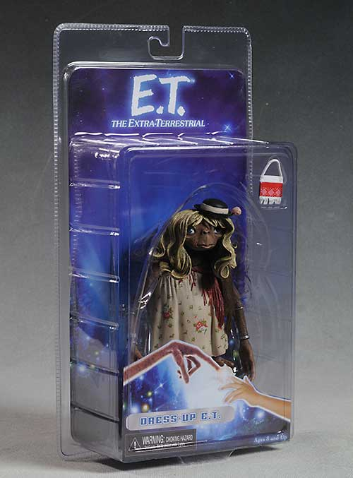 E.T. Dress Up action figure by NECA