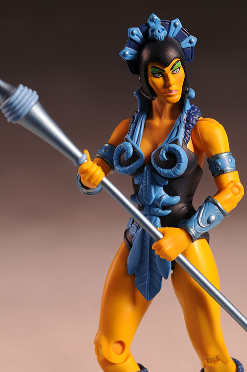 Masters of the Universe Classics Evil-Lyn figure by Mattel