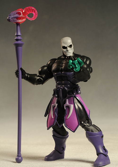 MOTUC Faceless One action figure by Mattel