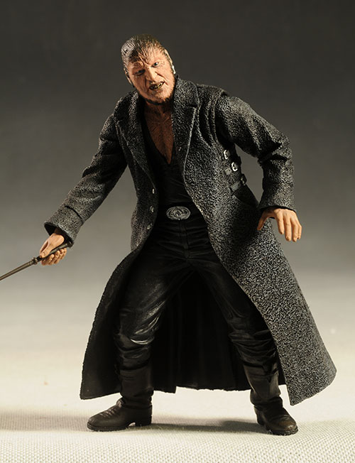 Harry Potter Fenrir Greyback action figure by NECA