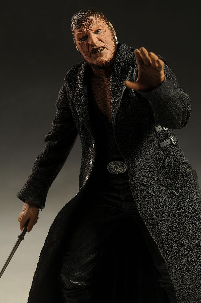 review and photos of neca harry potter fenrir greyback