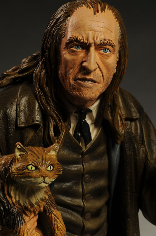 Harry Potter Argus Filch mini-bust by Gentle Giant