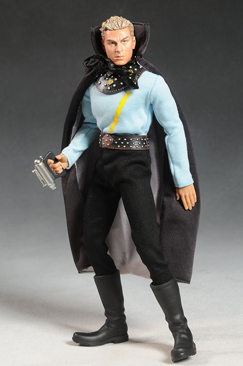 Flash Gordon sixth scale action figure by Cast-A-Way Toys