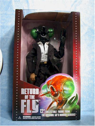 Return of the Fly sixth scale action figure by Majestic Studios