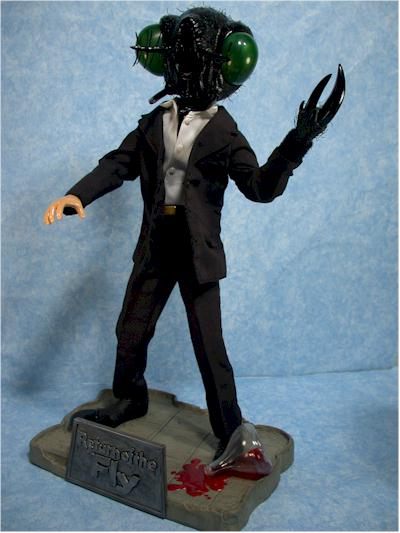 Return of the Fly action figure