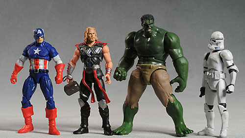imagGamma Smash Hulk action figure by Hasbroes1