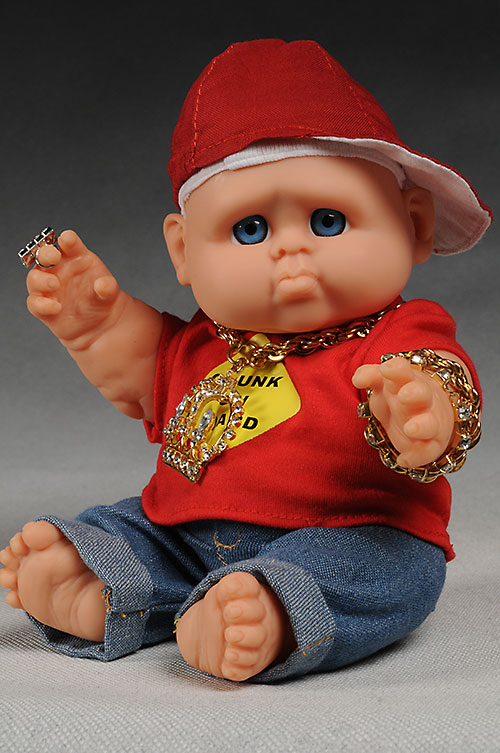 Gangsta Babies dolls by Mezco Toyz