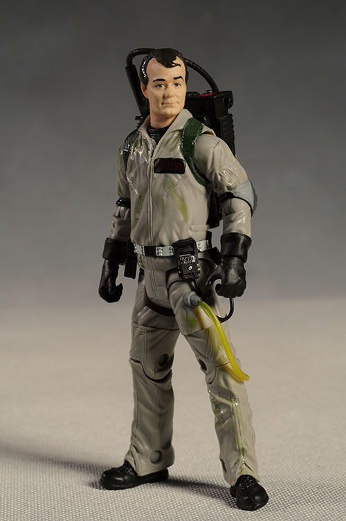 Ghostbusters Slimed Venkman action figure by Mattel