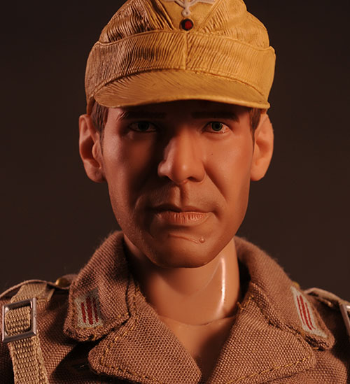 Indiana Jones German Soldier disguise action figure by Sideshow