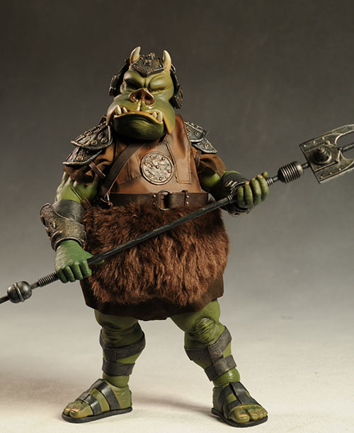 Star Wars Gamorrean Guard action figure by Sideshow
