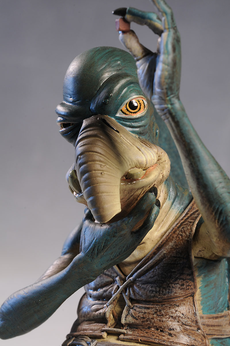 Star Wars Watto mini-bust by Gentle Giant