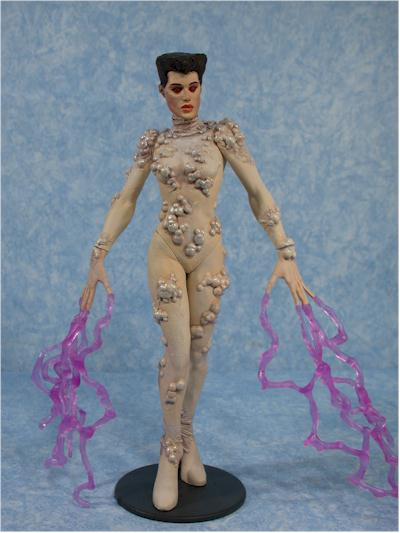 Ghostbusters Gozer action figure by NECA