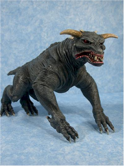 Ghostbusters Zuul action figure by NECA