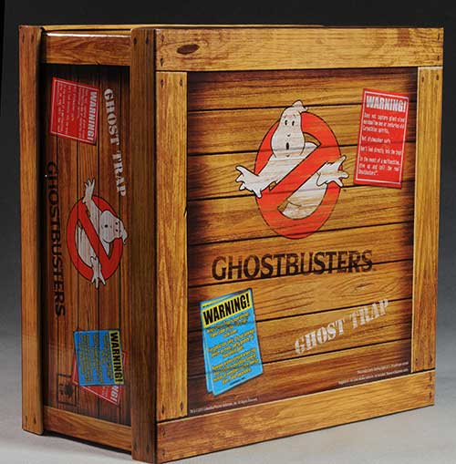 Ghostbusters Ghost Trap prop replica by Mattel