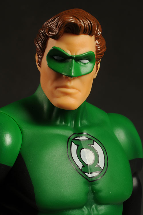 Hal Jordan Green Lantern action figure by Mattel