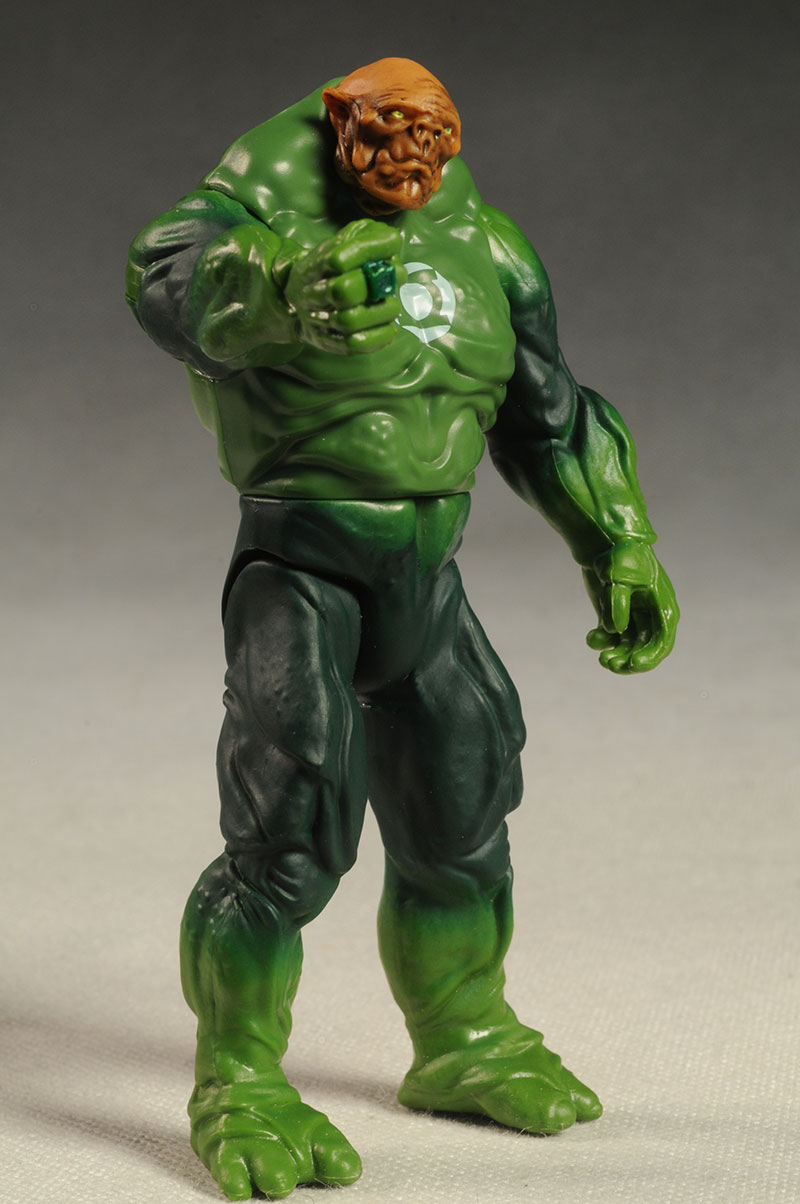 Review And Photos Of Mattel Green Lantern Kilowog Isamot