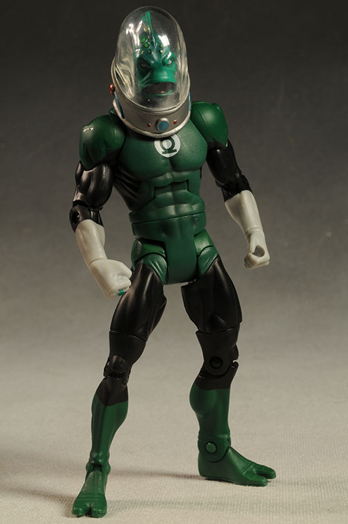 Green Lantern DCUC action figures by Mattel