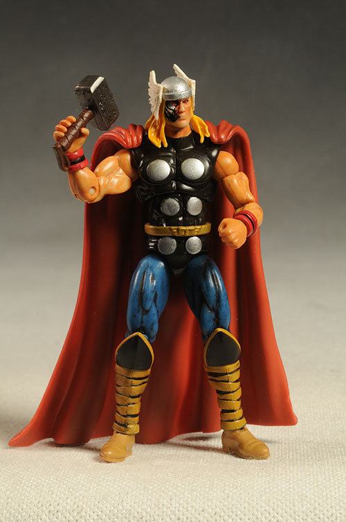 Golaith and Thor Marvel action figure by Hasbro