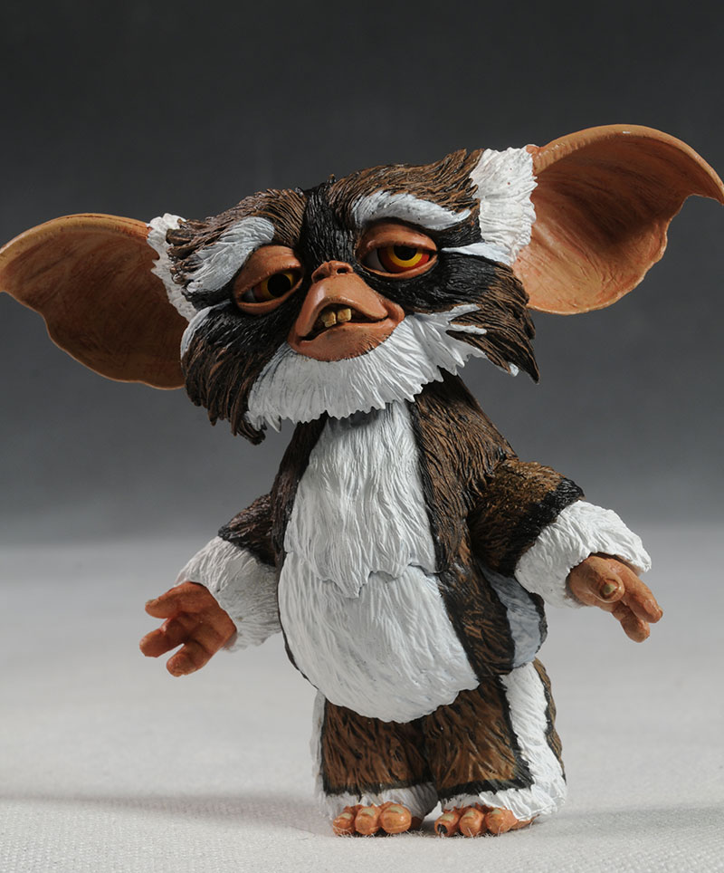 Gremlins George, Lenny action figure by NECA
