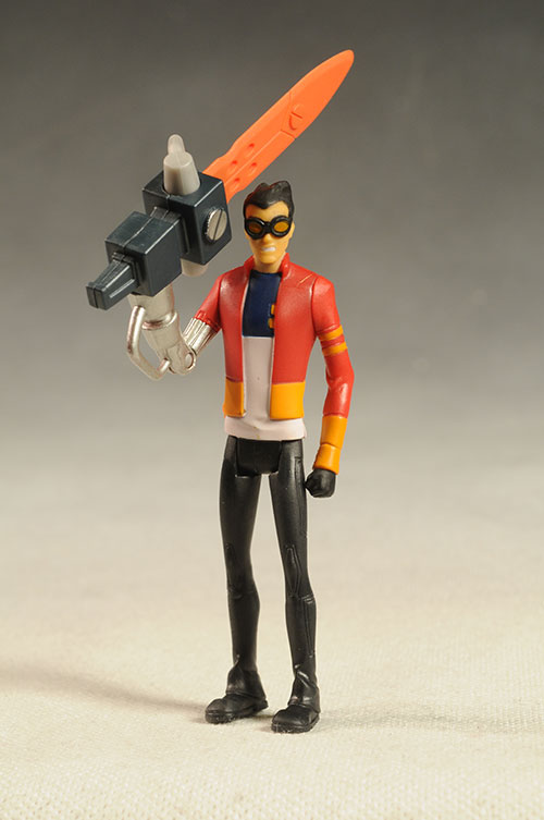 Generator Rex action figure by Mattel