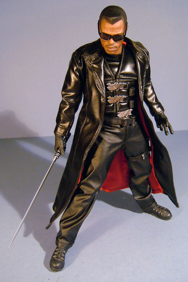 Hot Toys Blade sixth scale action figure