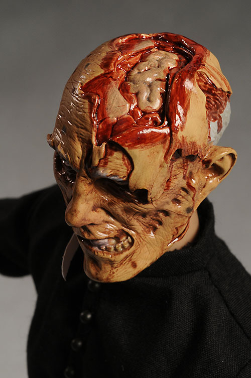 The Dead Harbinger sixth scale zombie figure by Sideshow