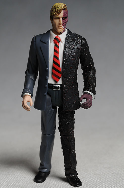 Dark Knight Coin Blast Two-Face action figure by Mattel